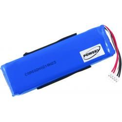 baterie pro reproduktor JBL Typ GSP872693