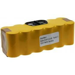 aku baterie pro robotický vysavač iRobot Roomba 654