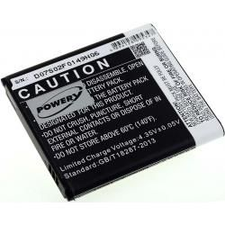 baterie pro Samsung Galaxy Core Lite
