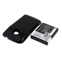 baterie pro Samsung Galaxy Mini 2 2400mAh černá