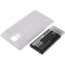 baterie pro Samsung Galaxy Note 4 5600mAh bílá