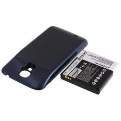 baterie pro Samsung Galaxy S4 LTE 5200mAh modrá