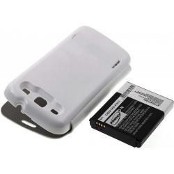 baterie pro Samsung Galaxy SIII 4200mAh bílá