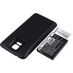 baterie pro Samsung SM-G900 černá 5600mAh
