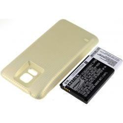 aku baterie pro Samsung SM-G900F Gold 5600mAh