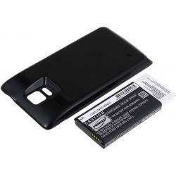 aku baterie pro Samsung SM-N910C 5600mAh černá