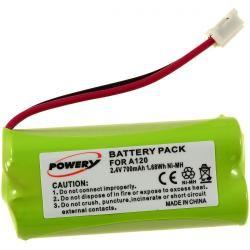 aku baterie pro Siemens gigaset A165