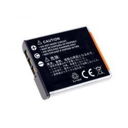 baterie pro Sony Cyber-shot DSC-W100