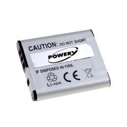 aku baterie pro Sony Cyber-Shot DSC-W190 Serie