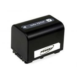 baterie pro Sony DCR-SX15E