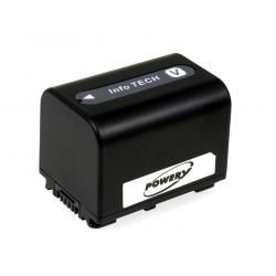 baterie pro Sony DCR-SX45E