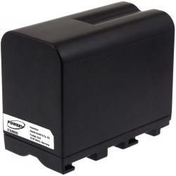 baterie pro Sony DCR-VX9000 7800mAh černá
