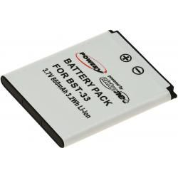 aku baterie pro Sony-Ericsson W660i