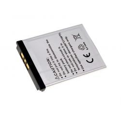 baterie pro Sony-Ericsson W800i