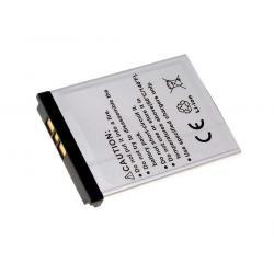 baterie pro Sony-Ericsson W810i