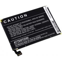 baterie pro Sony Ericsson Xperia C6503