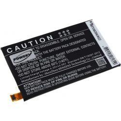 baterie pro Sony Ericsson Xperia E4g Dual