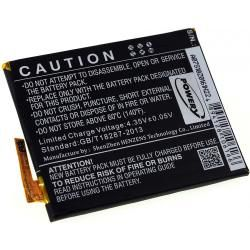 baterie pro Sony Ericsson Xperia M4
