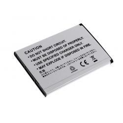 baterie pro Sony-Ericsson Xperia X1
