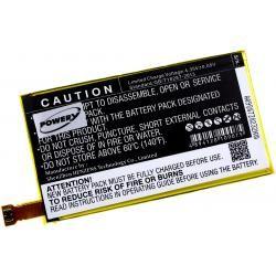 baterie pro Sony Ericsson Xperia ZL2