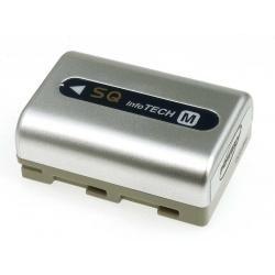 baterie pro Sony Videokamera DCR-DVD100E 1650mAh