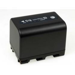 baterie pro Sony Videokamera DCR-DVD200E 3400mAh antracit