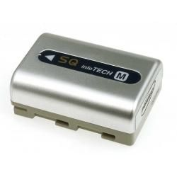 baterie pro Sony Videokamera DCR-PC115 1650mAh