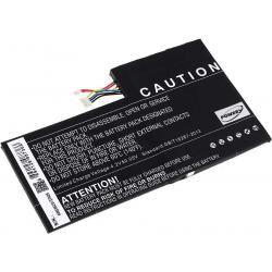 baterie pro Tablet Acer Typ AC13F3L
