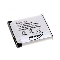 baterie pro Toshiba Camileo SX-500