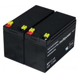 baterie pro UPS APC Smart-UPS SC 1000 - 2U Rackmount/Tower