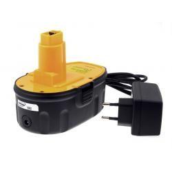 baterie pro Würth akušroubovák BS18-A Power Master 2000mAh Li-Ion vč. integrovaného nabíječe