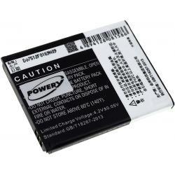 baterie pro ZTE Typ Li3717T43P3h594650 1600mAh