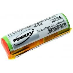 baterie pro zubní kartáček Oral-B Professional Care 9500