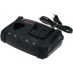 Bosch Dual Bay Multi-Volt nabíječka BO1600A011A9 10,8V/12V u. 14,4V/18V originál