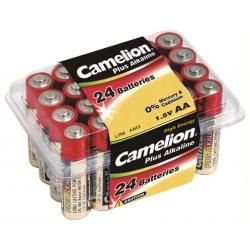 Camelion Plus alkalická LR6 / tužková (2 x 24ks Box) originál