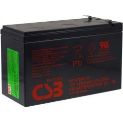 CSB Hochstrom olověná baterie HR129AhF2 12V 9Ah originál