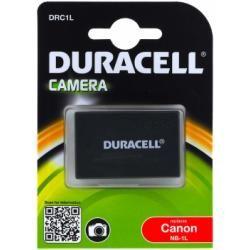 Duracell baterie pro Canon Digital IXUS 320 originál