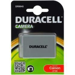 Duracell baterie pro Canon EOS 600D originál