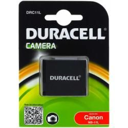 Duracell baterie pro Canon IXUS 145 originál