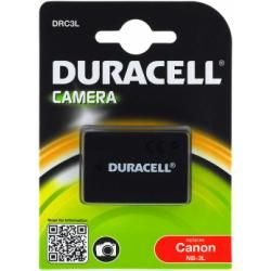 Duracell baterie pro Canon IXY Digital L originál
