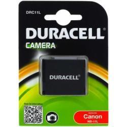 Duracell baterie pro Canon PowerShot A4000 IS originál
