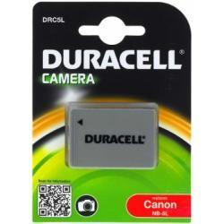 Duracell baterie pro Canon PowerShot SD890 IS originál