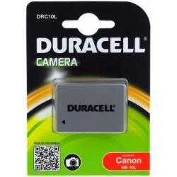 Duracell baterie pro Canon Typ NB-10L originál