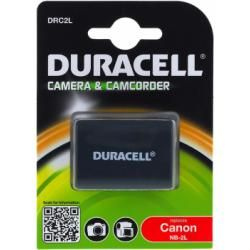 Duracell baterie pro Canon Videokamera Typ NB-2LH originál