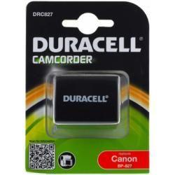 Duracell baterie pro Canon Vixia HG21 originál