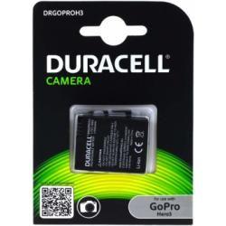 Duracell baterie pro GoPro Hero 3 originál