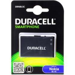 Duracell aku baterie pro Nokia 2710 Navigation Edition originál
