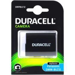 Duracell baterie pro Panasonic Typ DMW-BLC12PP originál