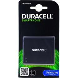 Duracell baterie pro Samsung Galaxy SIV originál