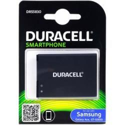 Duracell baterie pro Samsung GT-S7500 originál